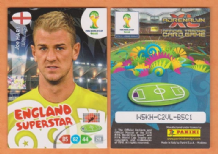 England Joe Hart Manchester City 128 2014